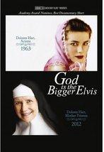 GOD IS THE BIGGER ELVIS - DVD - Documentary
