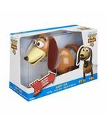 Disney Pixars Toy Story 4 Original Pull Toy Slinky Dog 2018 - 18 Months ... - $32.99
