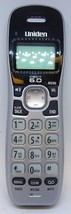 Uniden D1484-3 DECT 6.0 Silver and Black Cordless Phone Handset Only - $11.87