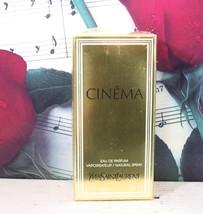 Yves Saint Laurent Cinema EDP Spray 1.15 FL. OZ. NWB - $69.99