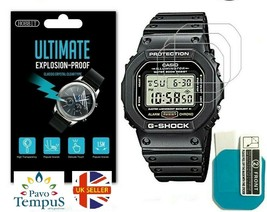 1 2 3 or 5x Watch Screen Protector film for Casio G Shock DW-5600 DW-5610 - $10.86+