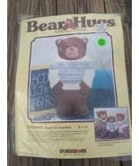"Bear Hugs Theodore Dimensions Needlepoint Craft Kit 8""x13'' 2290 Gloria ... - $29.35"