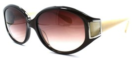 Oliver Peoples Rosina BNHRN Women's Sunglasses Brown Ivory Horn / Gradient  - $64.25