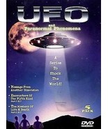 UFO and Paranormal Phenomena - Box Set (DVD, 1999, 5-Disc Set) - $99.97