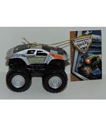 2018 MONSTER JAM SERIES MONSTER TRUCK CHRISTMAS ORNAMENT - MAXIMUM DESTR... - $11.75