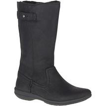 Merrell Women's Encore Kassie Tall Waterproof Fashion Boot, Black, 8 M US - $103.55