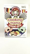 Cooking Mama: Cook Off (Nintendo Wii, 2007) TESTED & WORKING - $8.91
