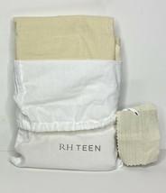 Restoration Hardware Garment-Dyed Vintage Cotton Boudoir Sham Buttercream $49 - $28.99