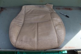 2001 Mercedes Benz ML320 Front Lower Bottom Leather Seat Cover V886 - $117.60