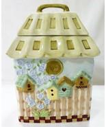 cookie jar Gibson home sweat Home ceramic kitchen storage - $55.79