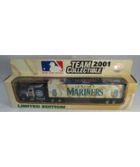 Limited Edition Seattle Mariners 2001 Team Collectible Semi Truck MLB  - $30.00