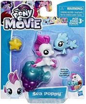 My Little Pony The Movie Baby Seapony Sea Poppy 2017 - $95,71 MXN
