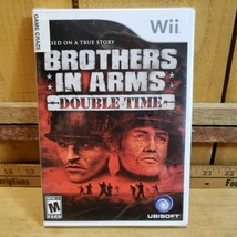 Brothers in Arms Double Time Nintendo Wii 2008 NEW  - $22.76