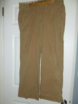 America Eagle Boot Cut Khakis Men's Distressed Pant Size 34 x 30 (34 X 2... - $17.00