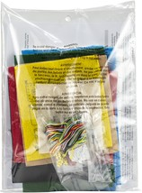 """Bucilla Felt Stocking Applique Kit 18"""" Long-Santa Bell Ringer - $21.41"""
