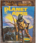 Aurora Planet Of The Apes General Ursus Model Kit New In The Box - $79.99