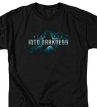 Star Trek t-shirt Into the Darkness logo Sci-Fi cotton graphic tee CBS1252 image 3