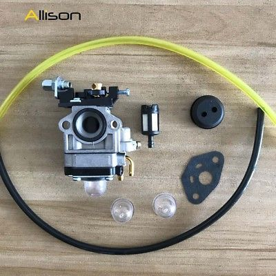 Primary image for Carburetor & Fuel Line F Echo SRM-260SB SRM-260U SRM-261 SRM-261S SRM-261T 261U