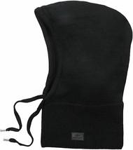 Armani Exchange Wool Blend Hooded Knitwear Black - $80.33