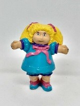 "Vintage 1984 3"" Cabbage Patch Figure Girl Blonde Hair - $8.98"