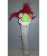 "D20 * Basic Custom ""Red Hair w/Bad Teeth""  Sock Puppet * Custom Made - $5.00"