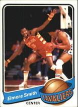 #117 Elmore Smith 1979-80 Topps Basketball - $1.75
