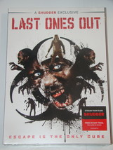 LAST ONES OUT - A SHUDDER EXCLUSIVE (Dvd) (New) - $20.00