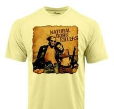 Natural Born Killers T-shirt moisture wick retro 90s movie SPF graphic Sun Shirt image 1