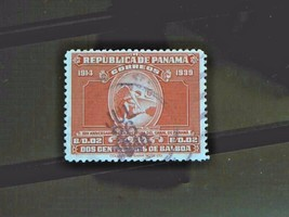 Panama Set of 1 Stamps MINT -canceled - MNH Free Shipping # 001740 - $1.68
