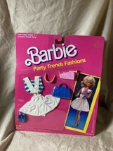 Vintage Mattel 1989 Barbie Party Trends Fashions & Accessories # 715-4 ... - $19.79
