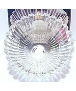 Mikasa Crystal Glass Votive Candle Holders Holiday Classic Marquette - $7.80