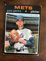 1971 Topps High # Gary Gentry #725 SP - $9.90