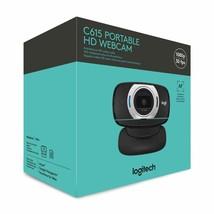 Logitech - C615  - Portable HD Webcam 1080p - $108.85