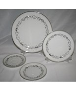 FRANCONIA KRAUTHEIM Barcarole - 4 PC Plates Place Setting -  #758 - $50.00
