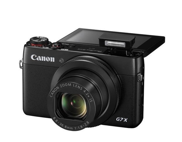 Canon PowerShot G7 X Optical Zoom 4.2x G7X Compact Digital camera