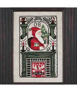 2008 By The Chimney Santa Limited Edition cross stitch chart Prairie Sch... - $6.00