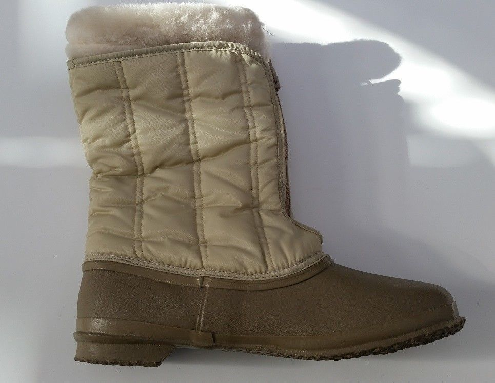 f6c925b5257 New Women's SOREL Quebec boots birch size 10 and 50 similar items