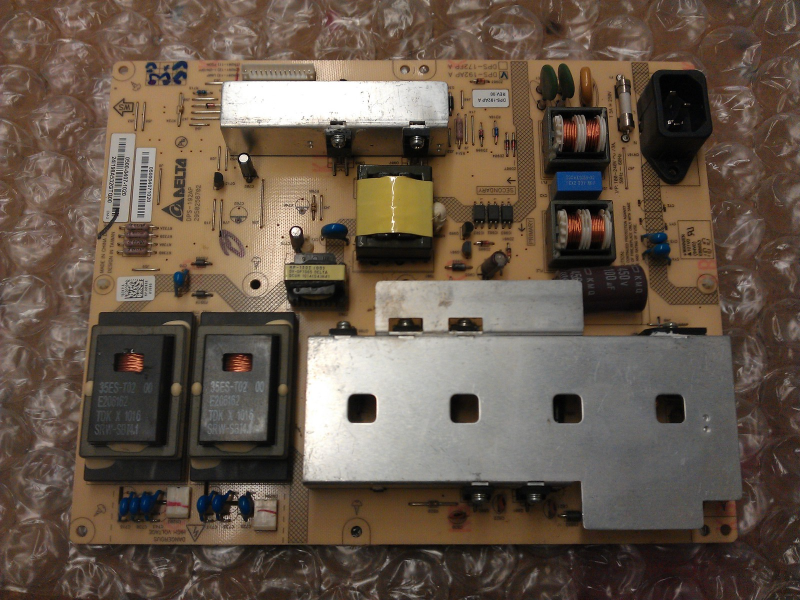 0500-0407-1020 Power Supply Board From Vizio	 E370VL LAQKHJAL LCD TV