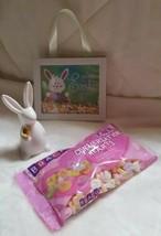Brach's 8oz Tiny Conversation Hearts Candy Valentines Day, Bunny Figure & Frame - $23.03