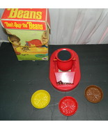 Don't Spill The Beans Vintage Shaper Game - $22.00