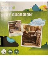 Munchkin Brica Seat Guardian Car Seat Protector, Brown/Black Water Resis... - $34.65