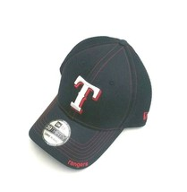 New Era Texas Rangers MLB 39Thirty Neo Mesh Flex Fitted Hat Navy/Red Si... - $30.00