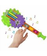 Beat Bugs Band Cricks Guitar Toddler Musical Light Up Toy Boy Girl Crickets - $17.64