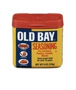OLD BAY SEASONING for Seafood 6 oz - £6.05 GBP