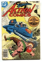 ACTION COMICS #481 comic book 1978-1st appearance of SUPERMOBILE - $25.22