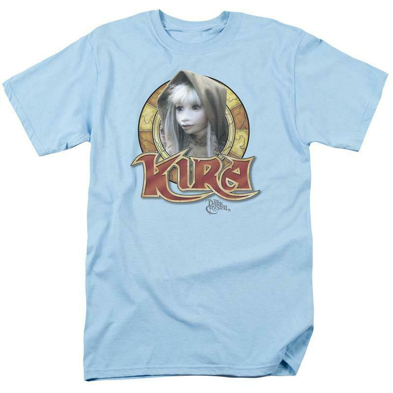 Dark Crystal Kira T Shirt retro vintage Jim Henson's fantasy movie tee DKC112