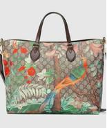 GUCCI Tian Tote Bag GG Supreme shoulder handbag flower 453705 - $2,611.64