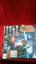 Star Wars X-Wing Rogue Squadron comicbook mixed lot of 5(good condition)... - $14.03