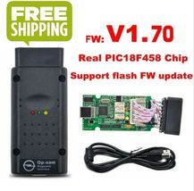 Opcom OP-Com Firmware V1.7 2010-2014V Can OBD2 for OPEL With PIC18F458 Chip - $59.98