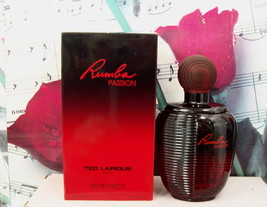 Rumba Passion By Ted Lapidus EDT Spray 3.33 FL. OZ.  - $39.99